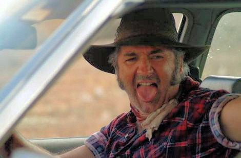 John Jarratt in Wolf Creek (Australia)