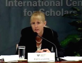 Paula Loyd, June, 2006