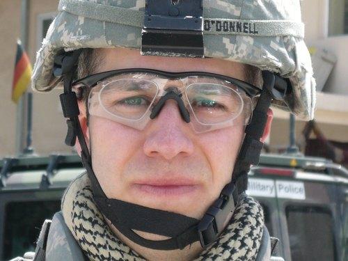 Maj. Martin O'Donnell
