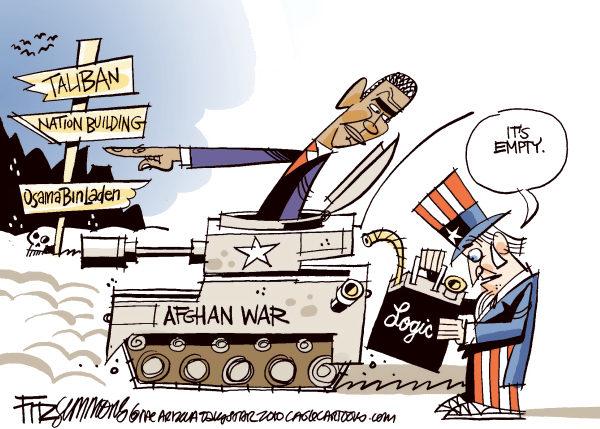 Afeganistão: dez anos de guerra imperialista