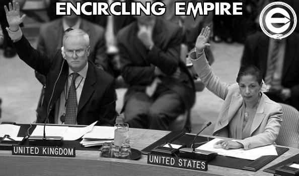 ENCIRCLING EMPIRE OVER LIBYA