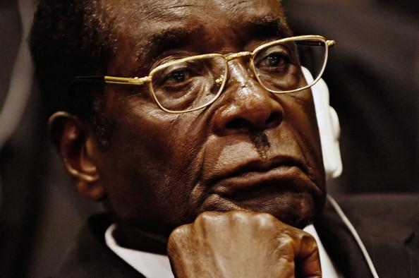 COMRADE ROBERT MUGABE