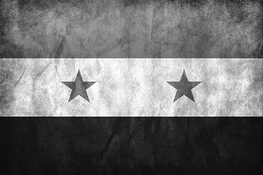 syriaflag_bw