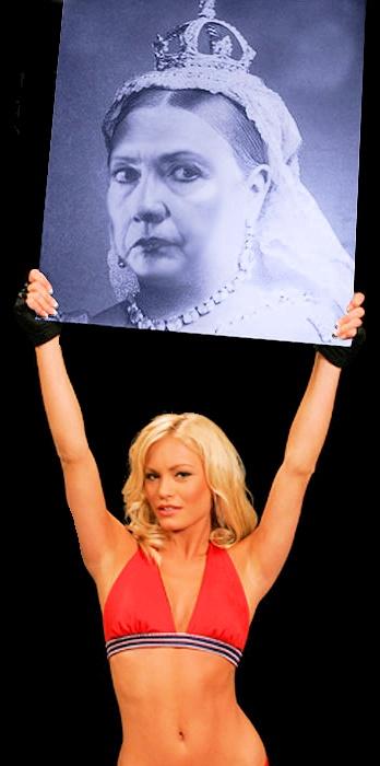 Queen_Clinton_Round1