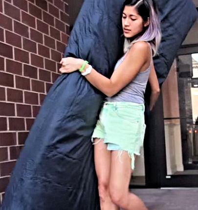 "Emma Sulkowicz, ""Mattress Performance (Carry That Weight)"""