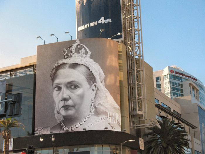 Queen_Clinton_Gap