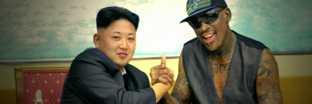 """One Day This Door is Going to Open"": A Review of ""Dennis Rodman's Big Bang in Pyongyang"" (Documentary)"