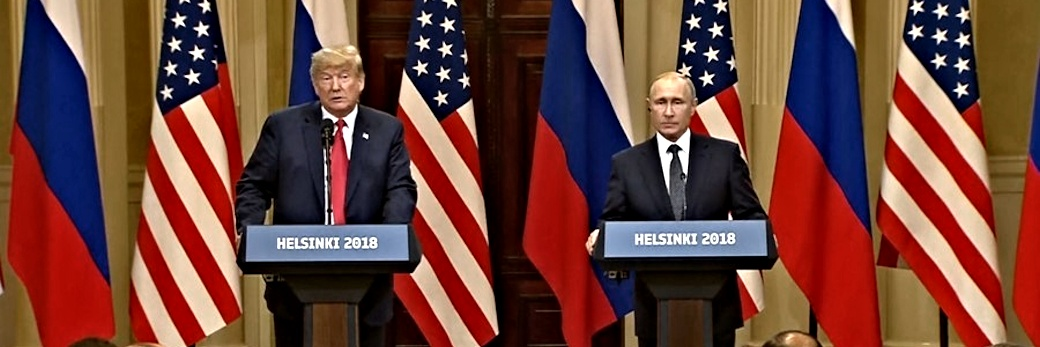The Helsinki Summit: Trying to Turn the Page on the New Cold War