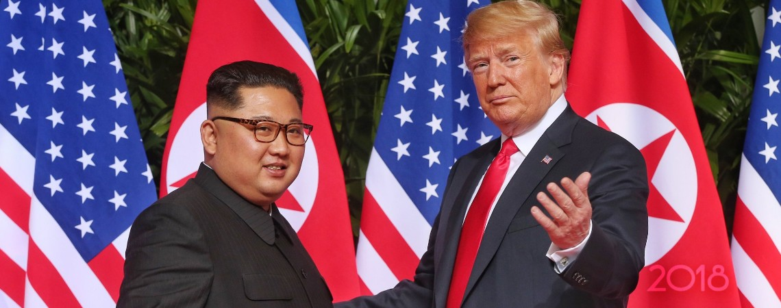 Review of 2018, Part 2 (April–June): Dealing in Danger and Diplomacy
