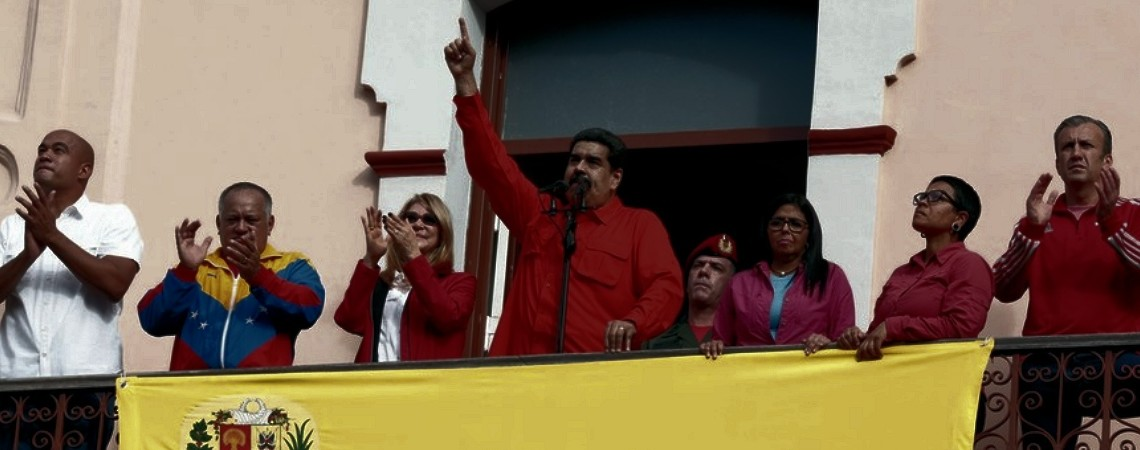 Trump's Coup in Venezuela