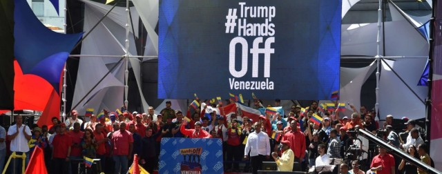 Fake Humanitarianism Fails its Big Test in Venezuela