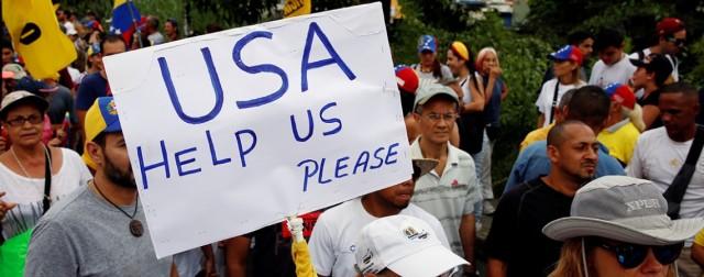 Fiction Plus Coercion Makes Reality: The Illegitimacy of the US-led Coup in Venezuela
