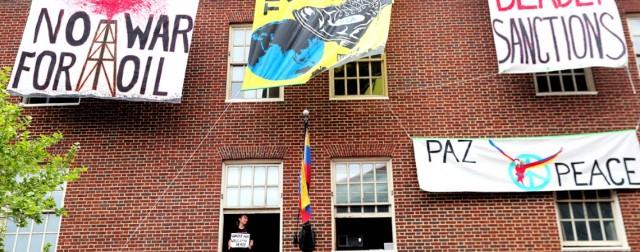 Protecting Venezuela's Embassy and International Law